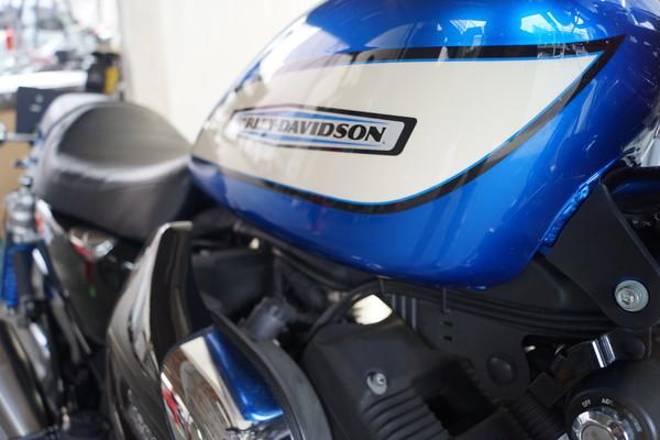 ハーレーダビッドソン XL1200R スポーツスター バイクコーティング