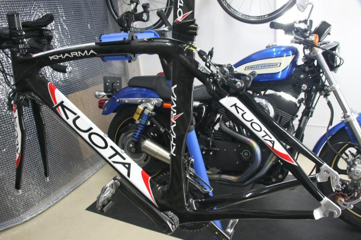 KUOTA KHARMA ロードバイクコーティングのサムネイル